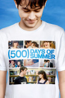 Filmposter (500) Days of Summer