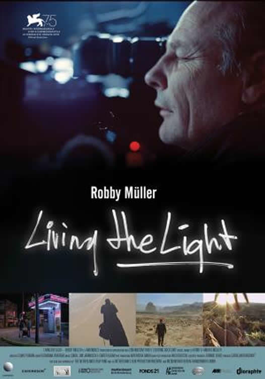 Living the Light - Robby Müller