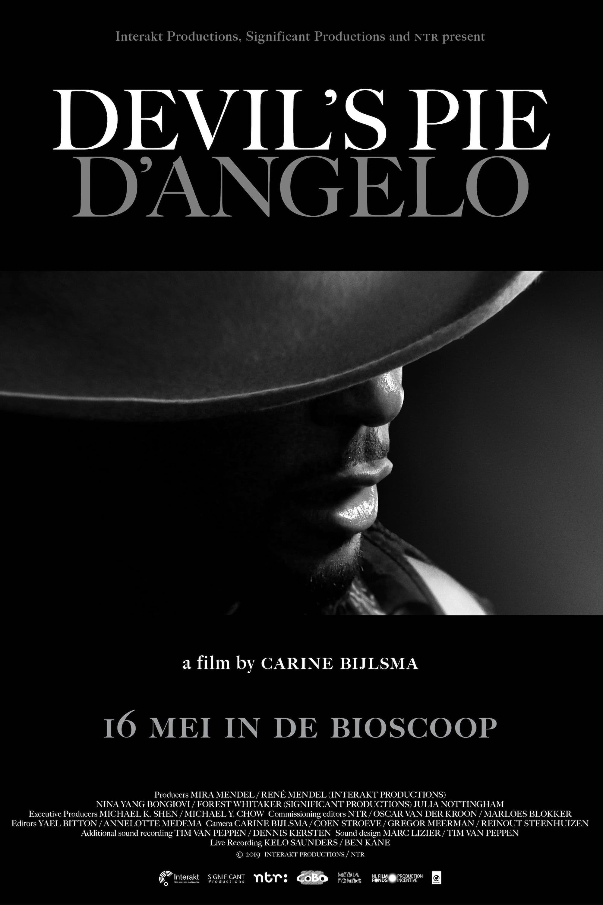 Devil's Pie: D'Angelo