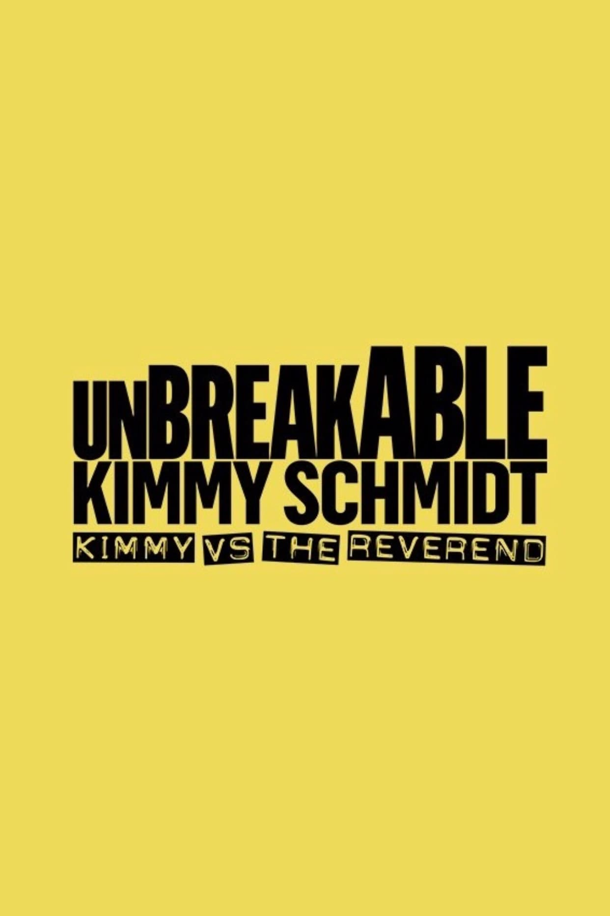 Unbreakable Kimmy Schmidt: Kimmy vs the Reverend