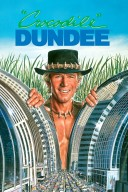 Filmposter Crocodile Dundee