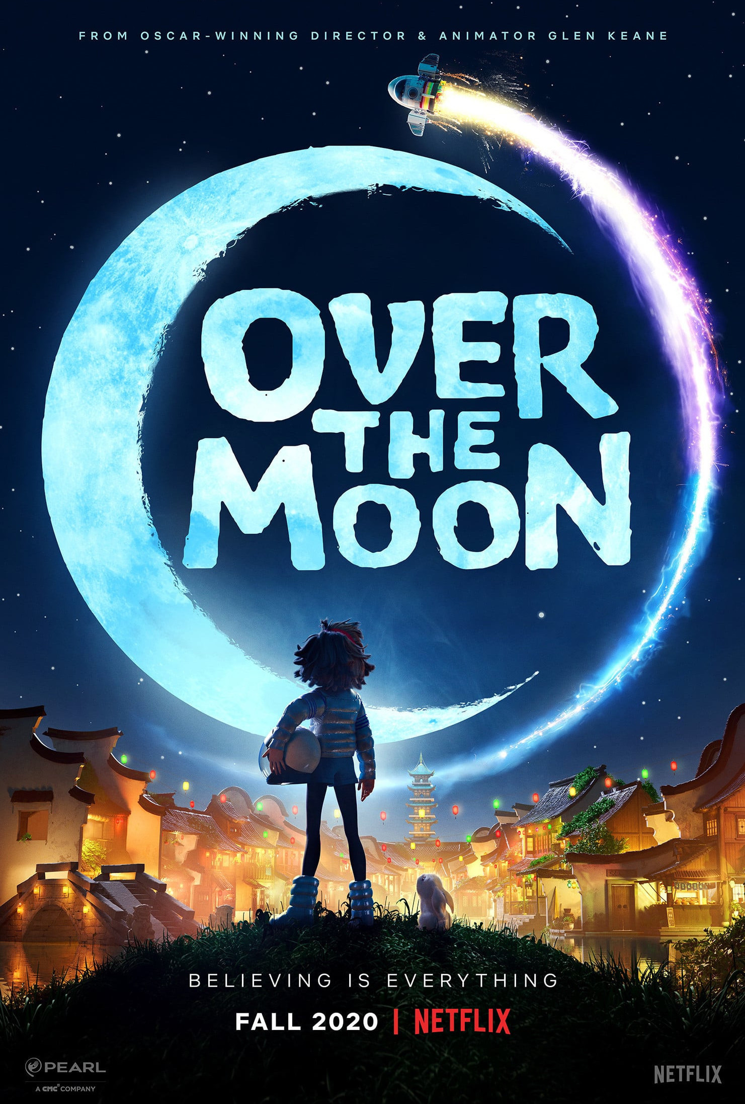Over the Moon