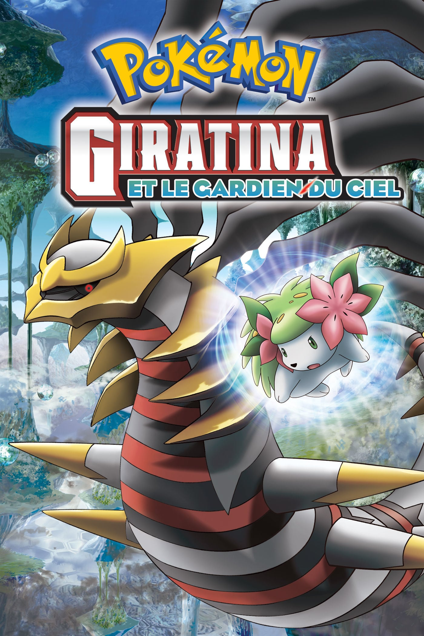 Pokémon : Giratina and the Sky Warrior