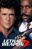 Filmposter Lethal weapon 2