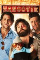 Filmposter The Hangover