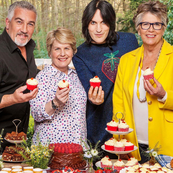 Finale: The Great British Bake Off