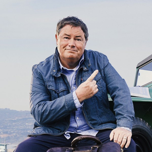 Nieuw: Mike Brewer's World Of Cars