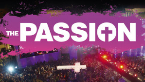 Run op deelname processie The Passion