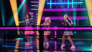 Gemist op tv: mini-Spice Girls in The Voice Kids en Voetbal Inside over hun transfer