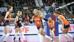 Volleyball Nations League 2019 voor vrouwen live op tv