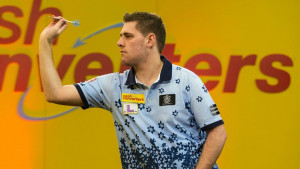 Vandaag o.a. live Grand Slam of Darts