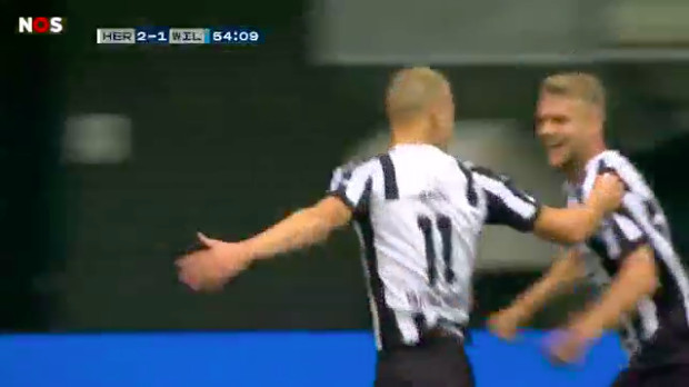 Samenvatting Heracles Almelo - Willem II