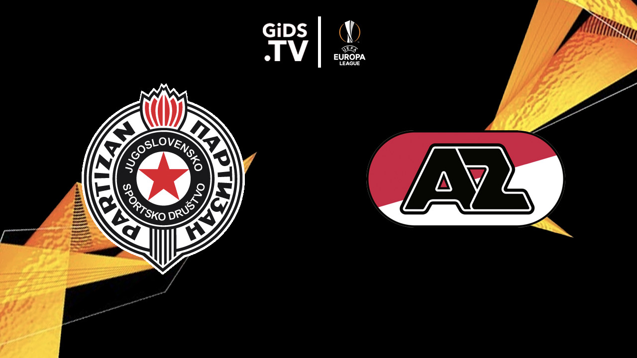 Samenvatting Partizan - AZ (Europa League)