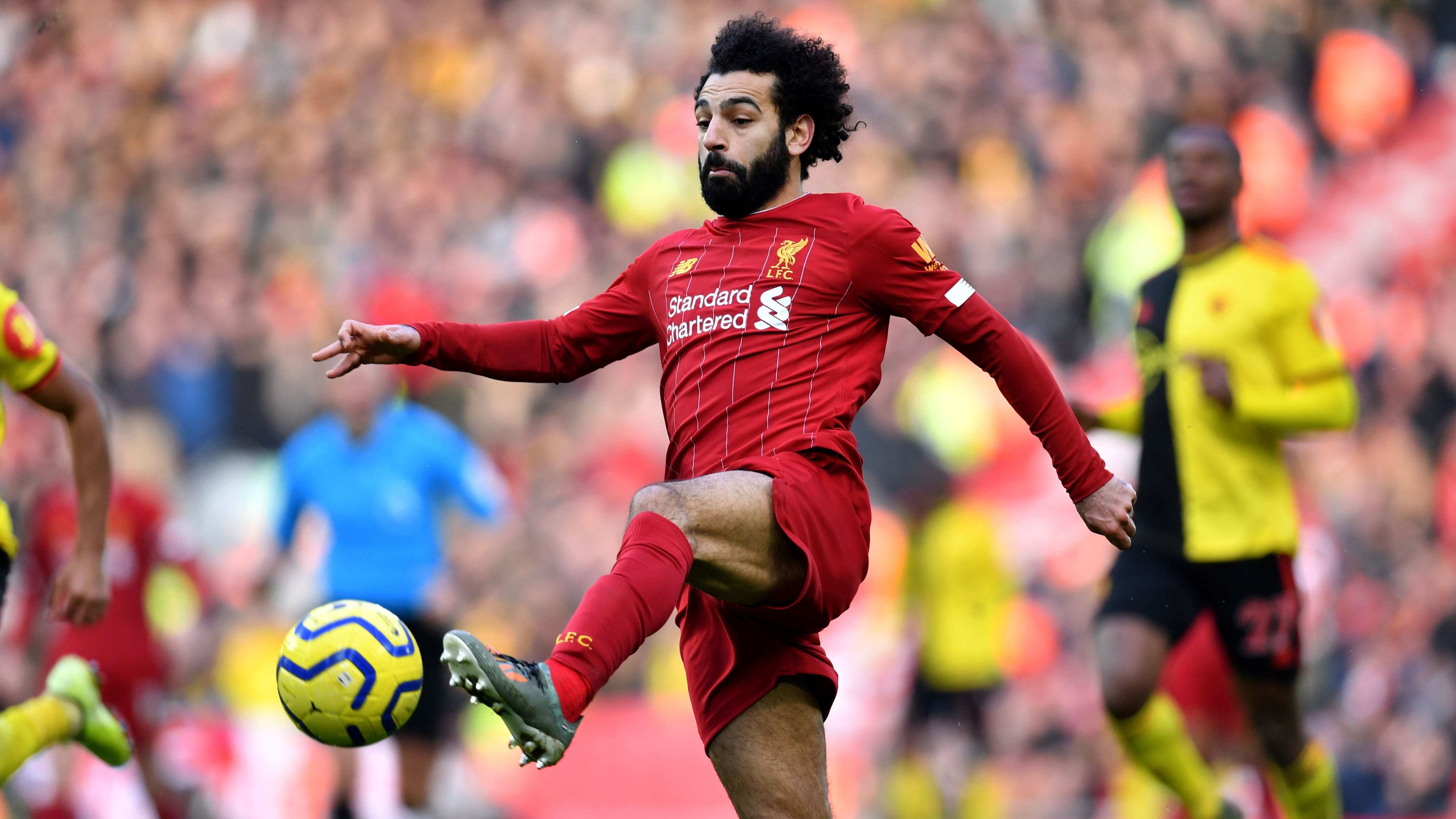 Samenvatting Liverpool - Watford (Premier League)