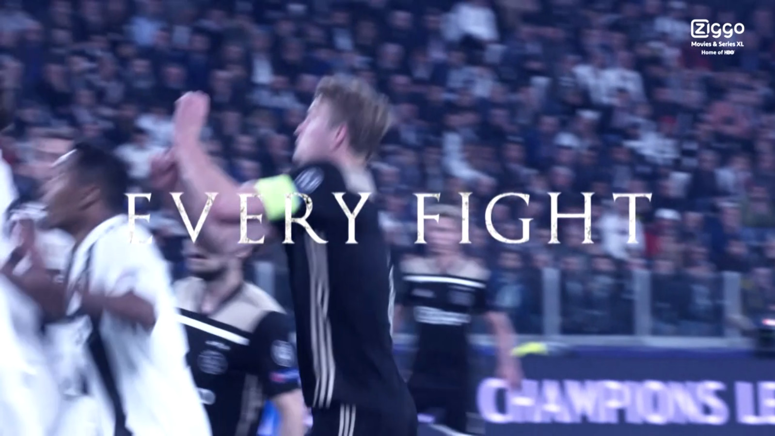 Ajax meets Game of Thrones in spectaculaire trailer halve finale Champions League